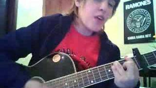 Angela Ammons Always Getting Over You Cover