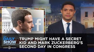Trump Might Have a Secret Kid and Mark Zuckerberg