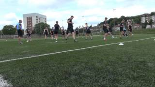 Gregor Townsend On Pre-season Training