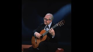 Andres Segovia - Live 1961 ( Full Concert )