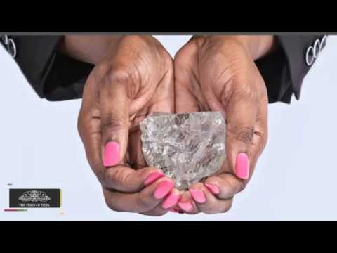 World's Second Largest Diamond Found In Botswana