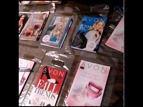 Avon Recruiting at the Mall Prep Blog