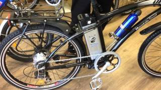 Electric Bikes with Stuart Conway