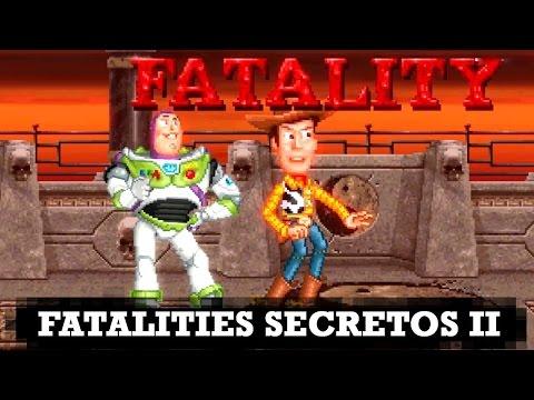 Fatalities Secretos Mortal Kombat II - AnimaBITS