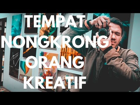 Tempat Anak Muda Bandung berkreasi|Bandung Creative Hub|