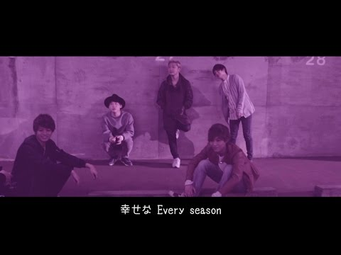 Da-iCE 「Every Season」Music Video (From 2nd album「EVERY SEASON」)