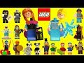 Disney Lego Minifigures Series 2 71024 Full Set