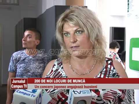 200 DE NOI LOCURI DE MUNCA