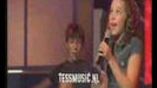 Tess Gaerthé - Stupid (Halve Finale Junior Songfestival)