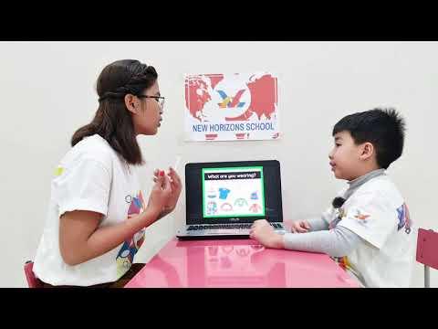 Hoàng Tu?n Vinh - Jerry - New Horizons School Everest A9 (FFS Unit 7-9)