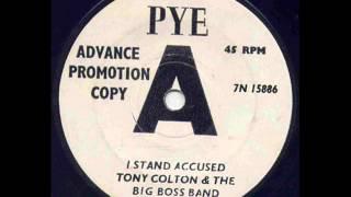 Tony Colton - I Stand Accused