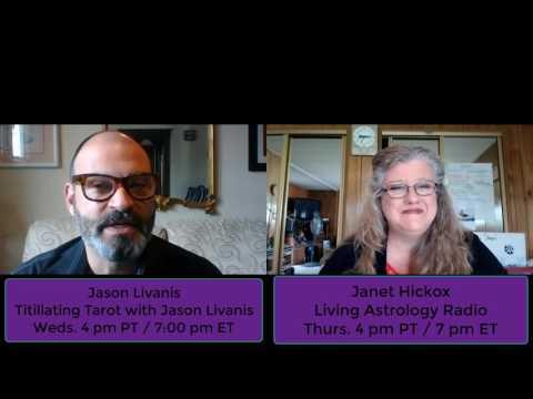 This Week on Living Astrology Radio