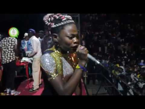 Massina performs at Kinnah's Birthday Bash #263Chat