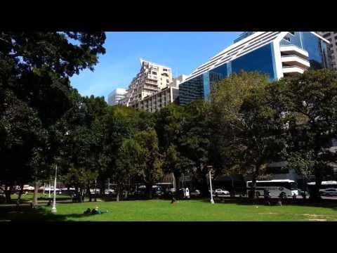 Hyde Park INN - Sydney Australia HD 01