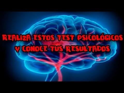 Realiza estos test psicolgicos y conce tus resultados