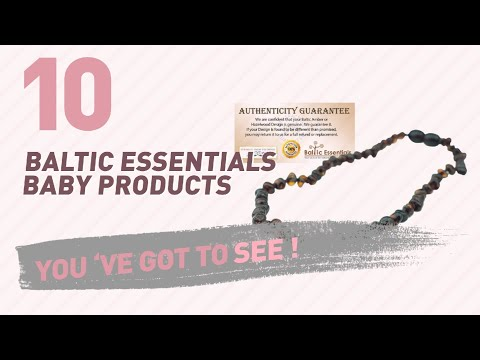 Baltic Essentials Baby Products Video Collection // New & Popular 2017