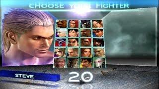 Tekken 4 | Steve Fox