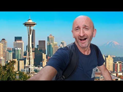 Seattle : je vous guide dans l'hallucinante ville d'Amazon et Microsoft !