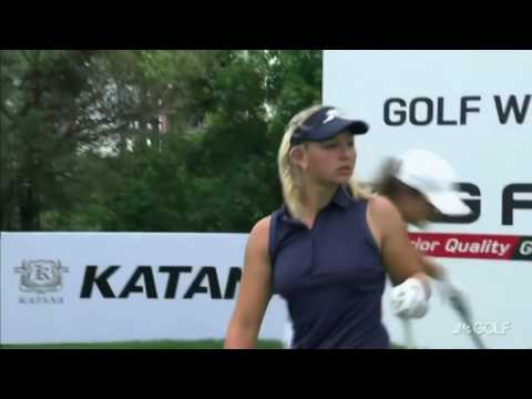2017 World Ladies Championship (LET/KLPGA) Round 2 (Part 2/2)