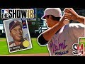 You Have To See This Ending! Eddie Mathews Debut! MLB The Show 18 Gameplay