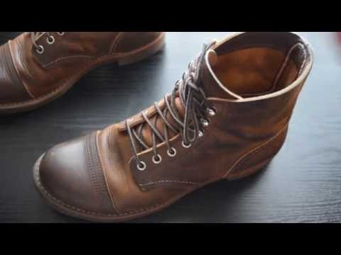 Red Wing Iron Ranger - 1 Year Review