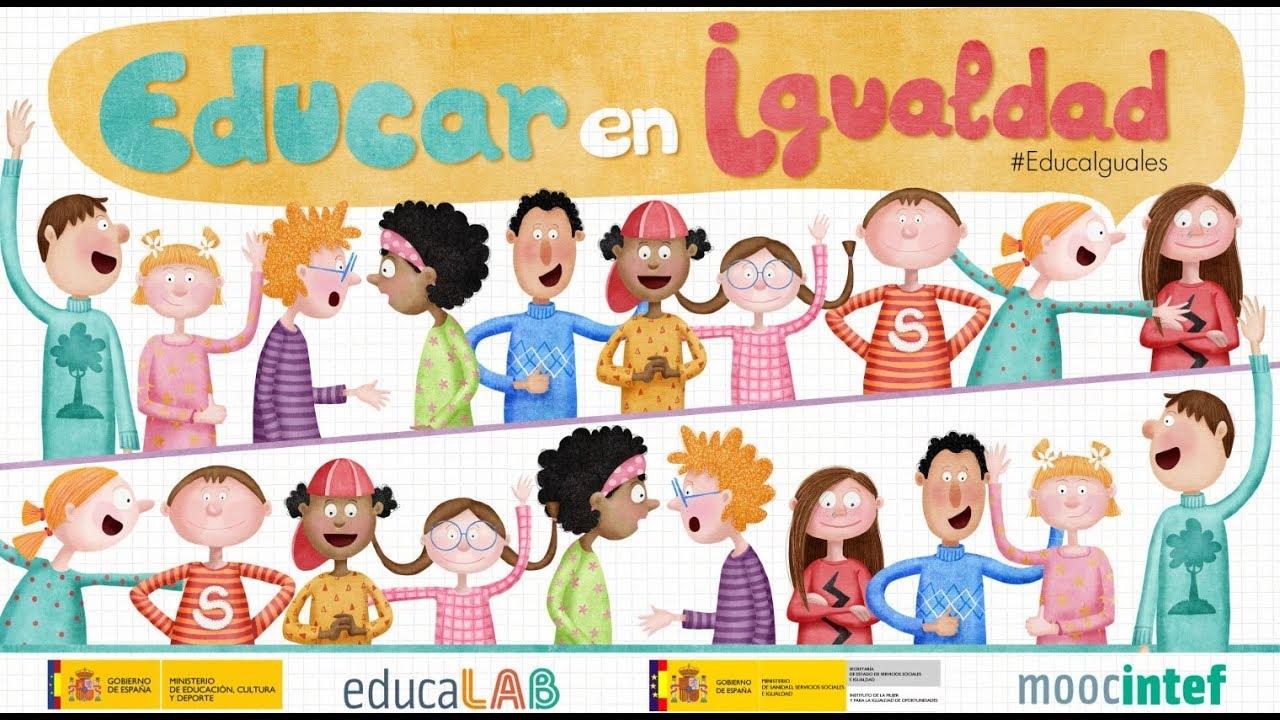 """Vídeo Presentación MOOC """"Educar En Igualdad"""" #EducaIguales"""