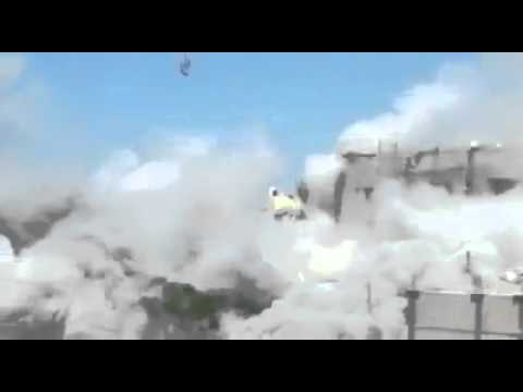 Airstrike on Gaza [2014 War]