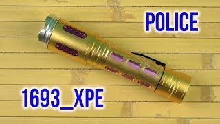 Распаковка Police 1693_XPE