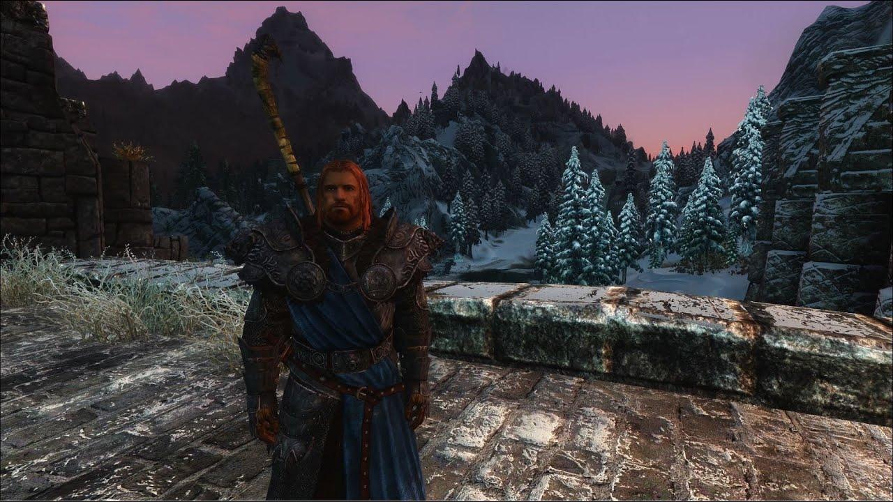 how to build hunter skyrim
