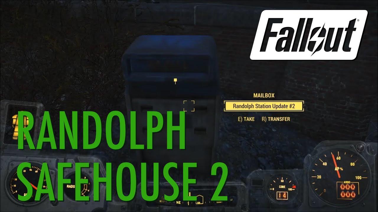 Download Randolph Safehouse 2 (Corvega Assembly Plant) - Fallout 4