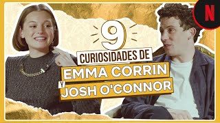 The Crown | Emma Corrin y Josh O'Connor revelan 9 curiosidades de la serie