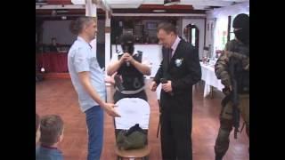 Спецназ на свадьбе г. Рязань (СпецНаз Шоу)