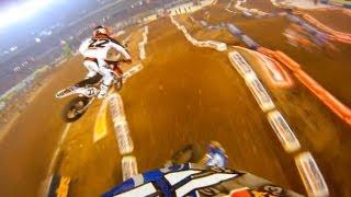 GoPro HD: Toronto Race Monster Energy Supercross 2011