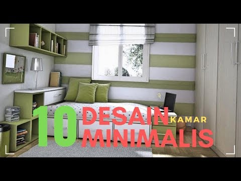 10 Desain Kamar Tidur Ukuran 3 x 3 Sederhana Sangat Indah ...