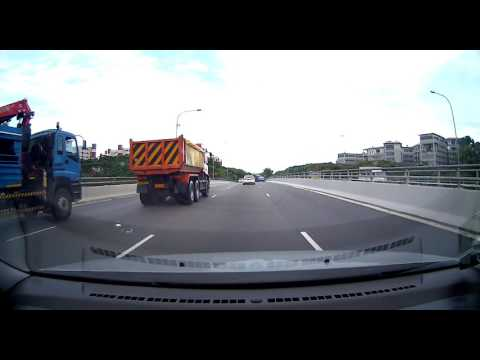 Driving from Choa Chu Kang to AEON Mall @ Bukit Indah (Johor Bahru)