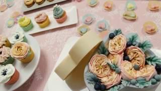 Видео уроки по созданию тортов