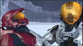 Red Vs. Blue - MV - We will rock you