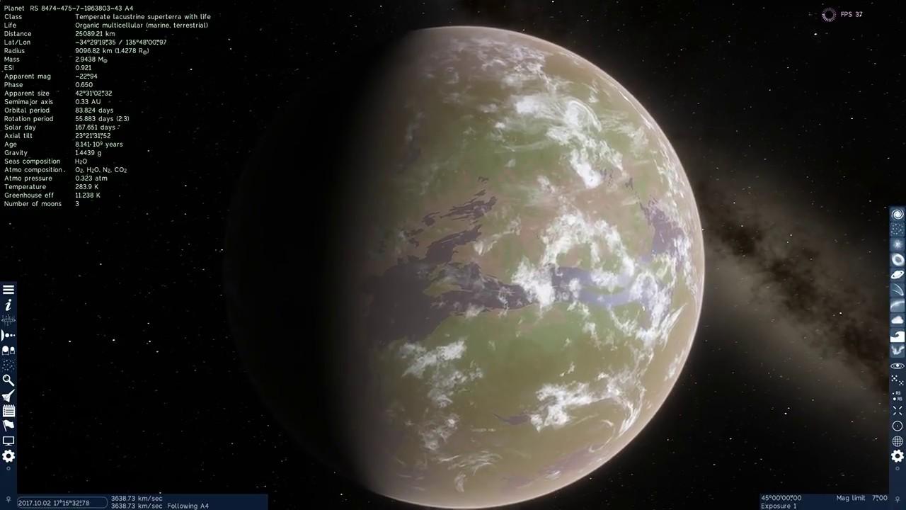 spaceengine吧_SpaceEngine:InteractiveStream#11-YouTube