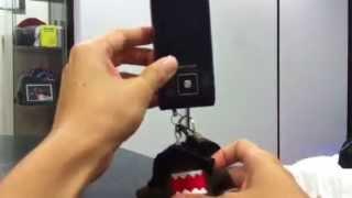 domokun phone strap mini plush…