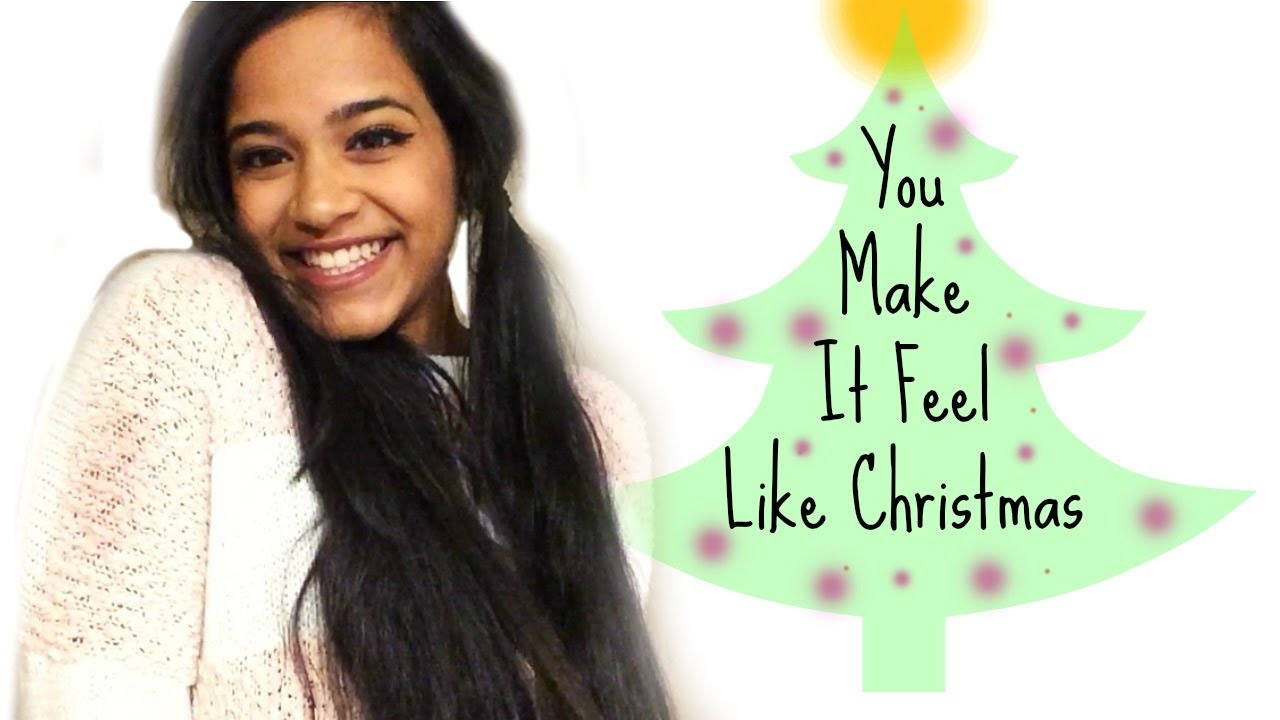 You Make It Feel Like Christmas (Lyrics in description)--Original ...