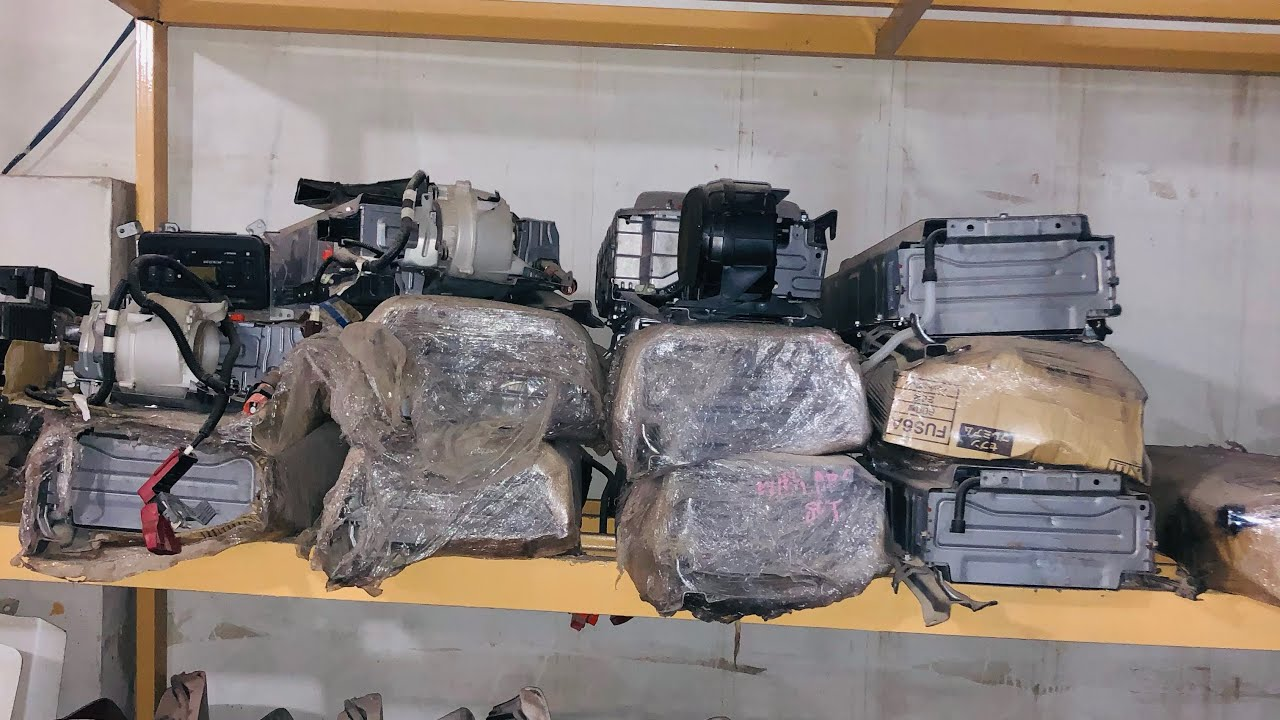 Toyota Prius hybrid batteries and abs available