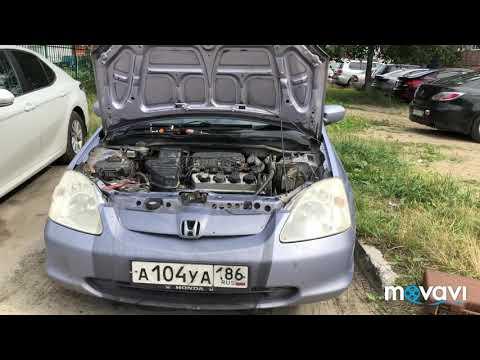 Двигатель D15b избавляется от масла? Причина не так очевидна как казалось бы на первый взгляд !