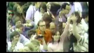 Peter, Paul & Mary - Washington Peace March - 1971