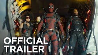 DEADPOOL 2 | Official Trailer 2 | In Cinemas MAY 17