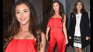 TOWIE's Shelby Tribble joins Luisa Zissman at fashion bash in London