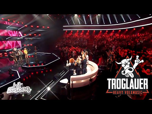 TROGLAUER - My Hit Your Song (PRO7) - Abendteuerland (Pur-Cover)