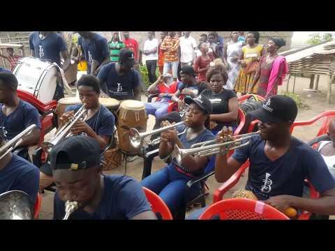 BLUE WAVES BAND, ACCCRA - GHANA (BORBORBOR)