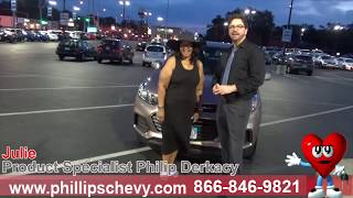 2019 Chevy Trax - Customer Review at Phillips Chevrolet - Chicago New Car Dealership Sales