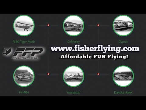 Fisher Flying Products, LIne Of All Wood, Ultralight And Experimental Aircraft Kits.