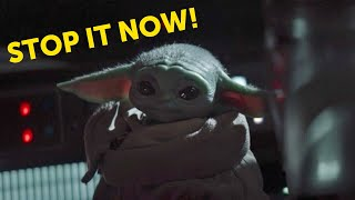 "Baby Yoda Radio - ""Seagulls (Stop It Now)"" - Bad Lip Reading"